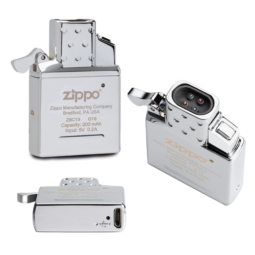 Zippo Butane insert replacement double flame 65827