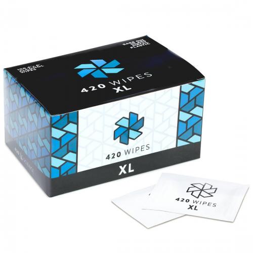 420 WIPES XL BOX