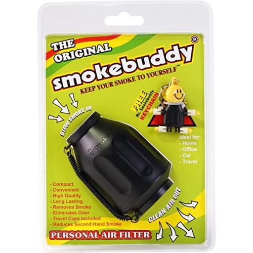 SMOKE BUDDY ORIGINAL MIXED COLORS