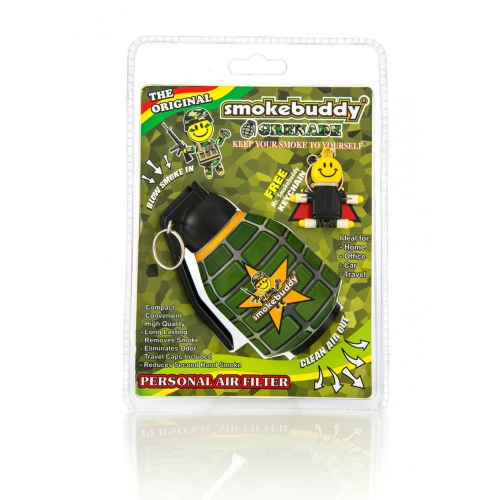 SMOKE BUDDY ORIGINAL GRENADE