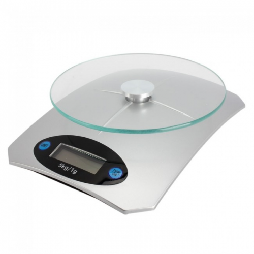 Electronic scale 5kg/1g