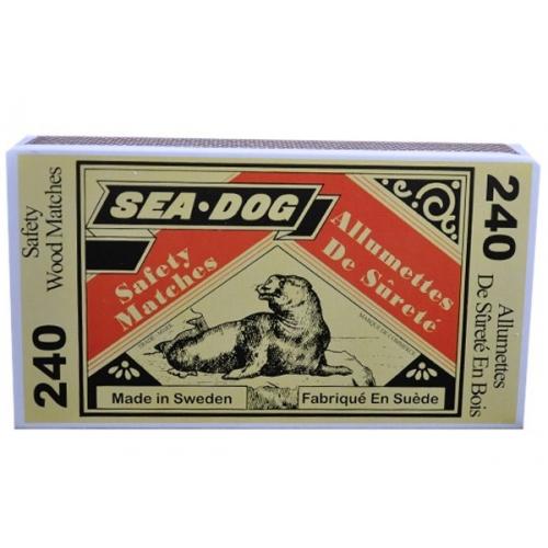 SEADOG WOOD MATCHES X240