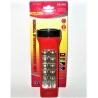 Rechargeable multi-leds flashlight