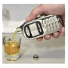 Mobile cell shape Flask
