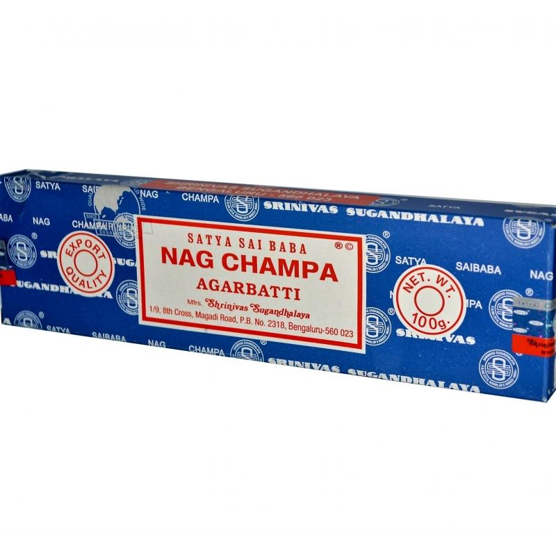 NAG CHAMPA INCENSE 100GR