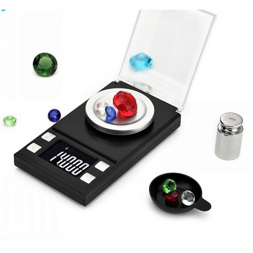 Pocket Scale 50g/0,001g