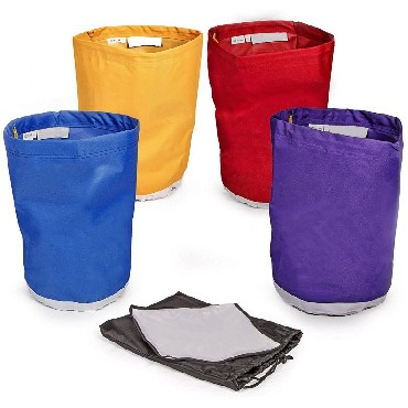 BUBBLE BAG 1GALLON x4