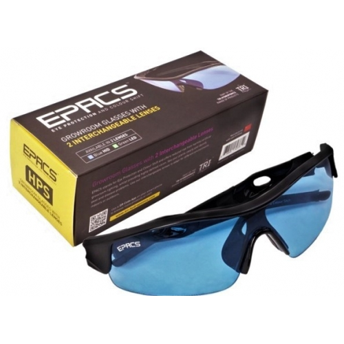 Light glasses UV lamp protection