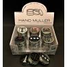 Metal grinder 3-Parts 40mm Amsterdam series