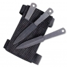 "THROWING KNIFE SET 4.75"" OVERALL"