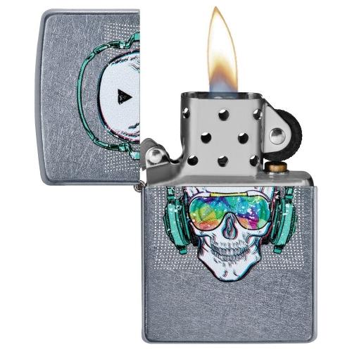 Zippo Skull Headphone 29855