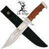 "Elk Ridge FIXED BLADE KNIFE 12.5"" OVERALL"
