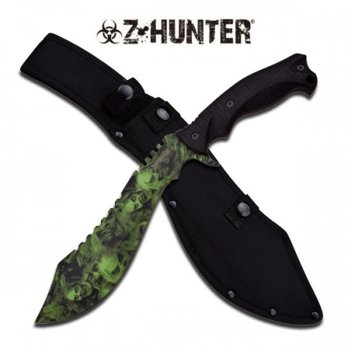 "Z HUNTER MACHETE 15 ""GLOBAL"
