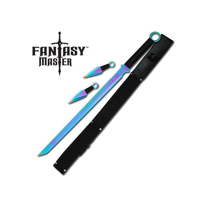 "FANTASY MASTER FANTASY SWORD 28"" OVERALL"