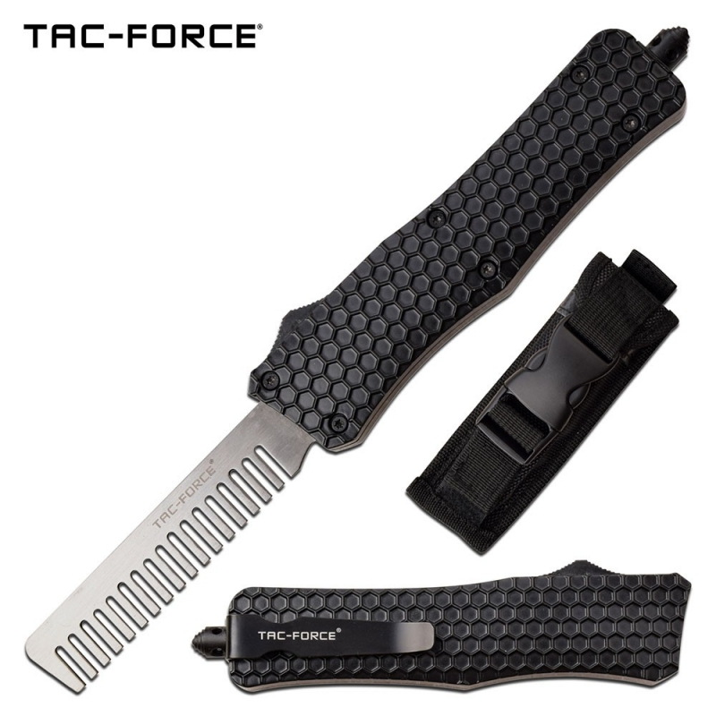 TAC-FORCE OTF BEARD COMB