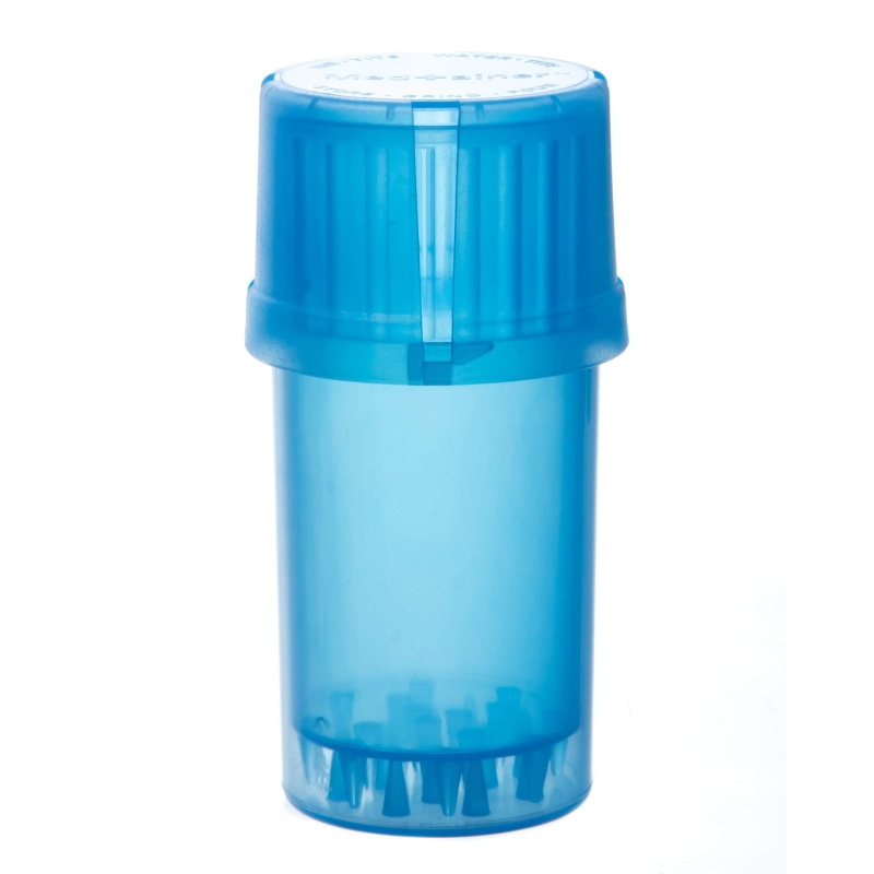 (12x) Air-tight container and grinder 2in1