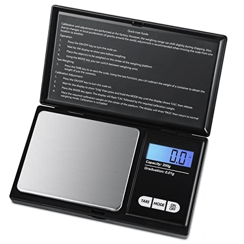 INFYNITI SCALE G-FORCE 350G X 0.1G