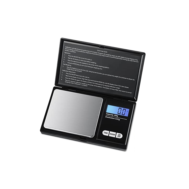SCALE G-FORCE 100G X 0.01G