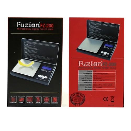 Fuzion scale 200g/0.01g