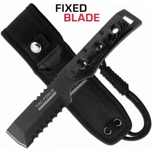 TACFORCE EVOLUTION FIXED BLADE KNIFE