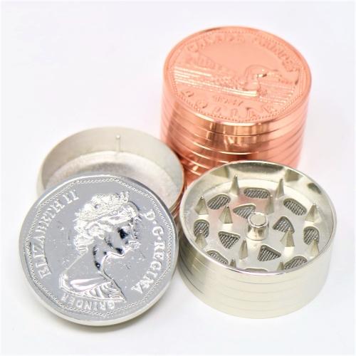 Grinder Dollars 3 parts