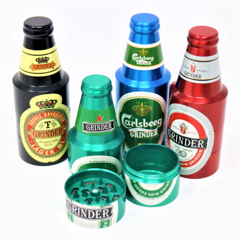 Bottle Can grinder 3 layers
