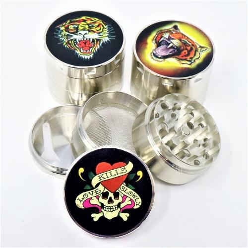 Metal grinder 4 layers 50mm