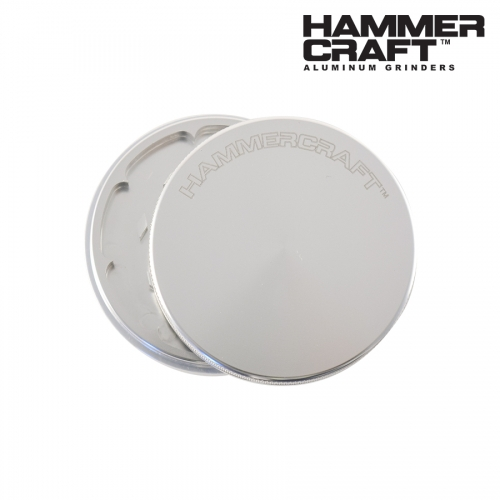 HAMMERCRAFT ANODIZED ALUMINIUM GRINDER (2PC)
