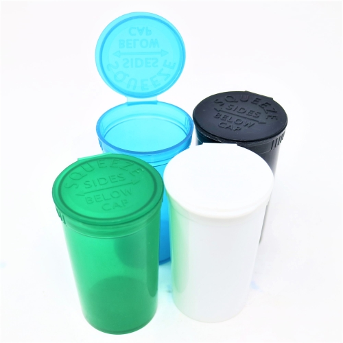 Meds Air-tight container 32.5*70mm