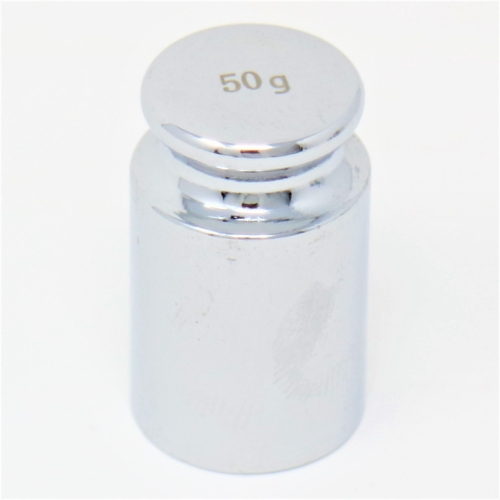 Calibration weight 50gr