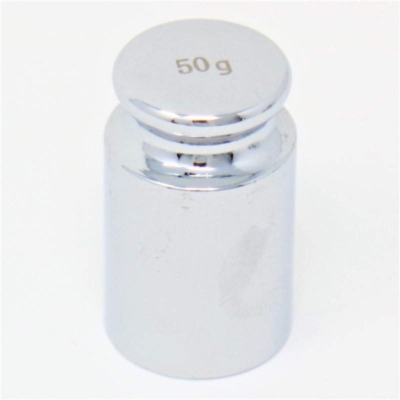Calibration weight 50gr