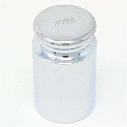 Calibration weight 200gr