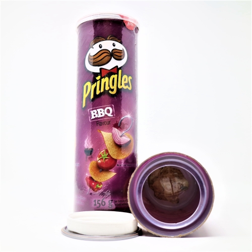 Safe can stash Pringles 168g