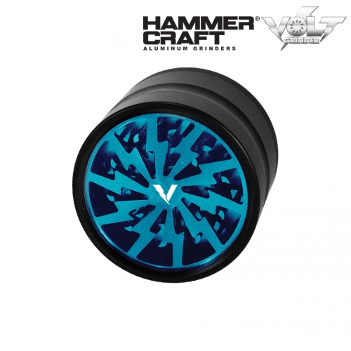 "2.5"" HAMMERCRAFT VOLT GRINDER (4PC)"