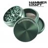 HAMMERCRAFT ANODIZED ALUMINIUM GRINDER POLLINATOR 4PC