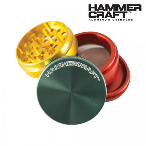 """2.25"""" HAMMERCRAFT GRINDER 4PC"""