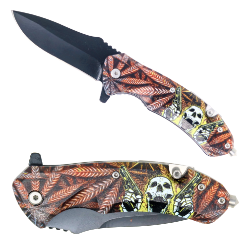 Assisted Open Folding Knife