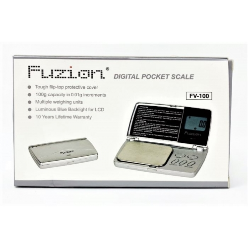 Fuzion scale 100g/0.01g