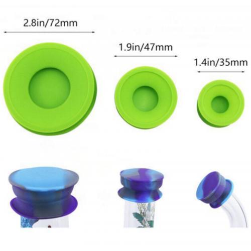 Bouchons de nettoyage en silicone