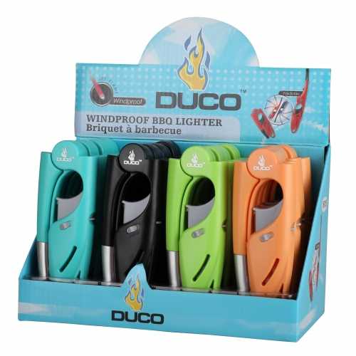 (12x) MULTI POSITION BBQ LIGHTERS