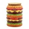 Ceramic Hamburger Jar