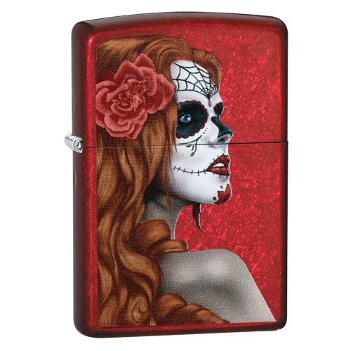 ZIPPO CLASSIC CANDY APPLE RED (28830)